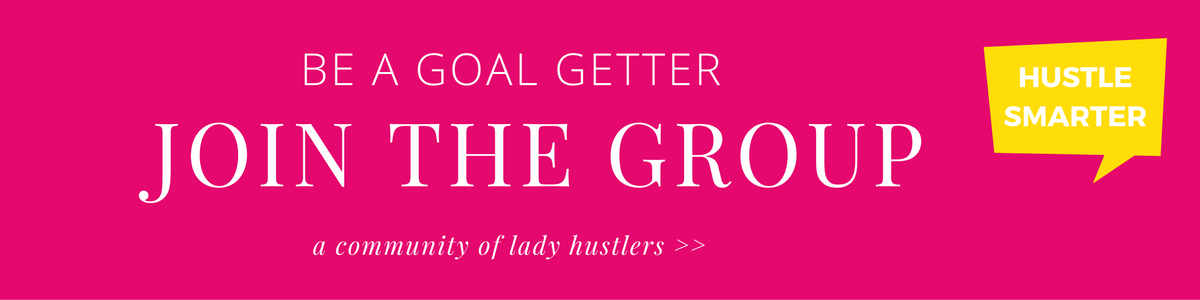 be a goal getter with jereshia hawk