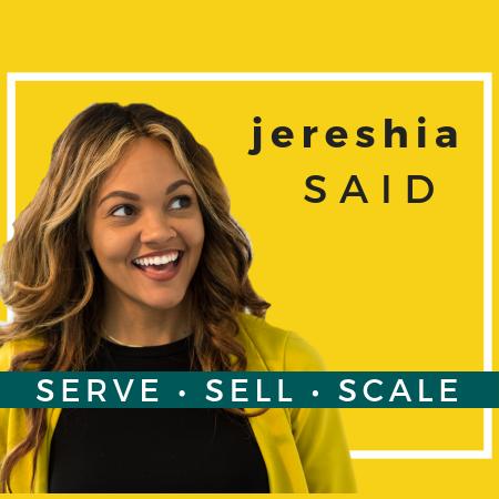 Welcome to the Jereshia Said Podcast
