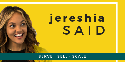 EP01 – Jereshia Hawk's Personal Marketing and Sales Strategy